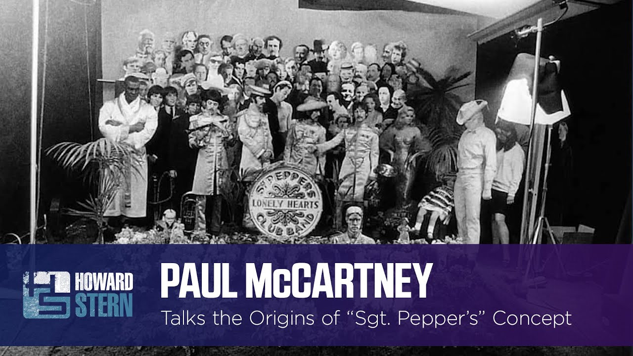 """Paul McCartney on the Origins of """"Sgt. Pepper's Lonely Hearts Club Band"""""""