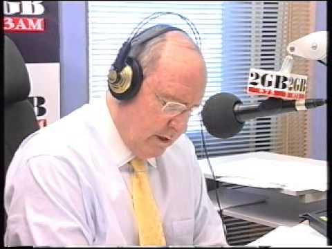 BLOOD ON BORNEO (NO 2)  - Sydney Book launch Jack Sue  with Alan Jones Radio 2GB
