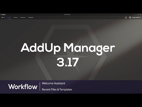AddUp Manager 3.17 - What's New?