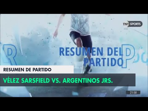 Resumen de Vélez Sarsfield vs Argentinos Jrs. (1-1)   Fecha 27 - Superliga Argentina 2017/2018
