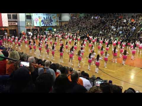 Pennsbury Sportsnite 2017 Candyshop dance