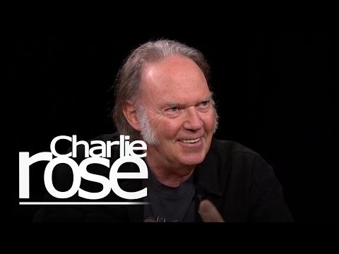 Neil Young on Pono and Digital Music (Oct. 30, 2014) | Charlie Rose