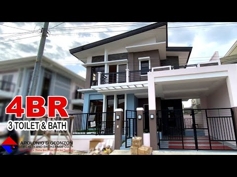 Ilumina Estates 2-Storey House Actual House Turn-over