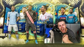 FIFA 20: XXL SERIE A TOTS Pack Opening 🔥 + WL Start!