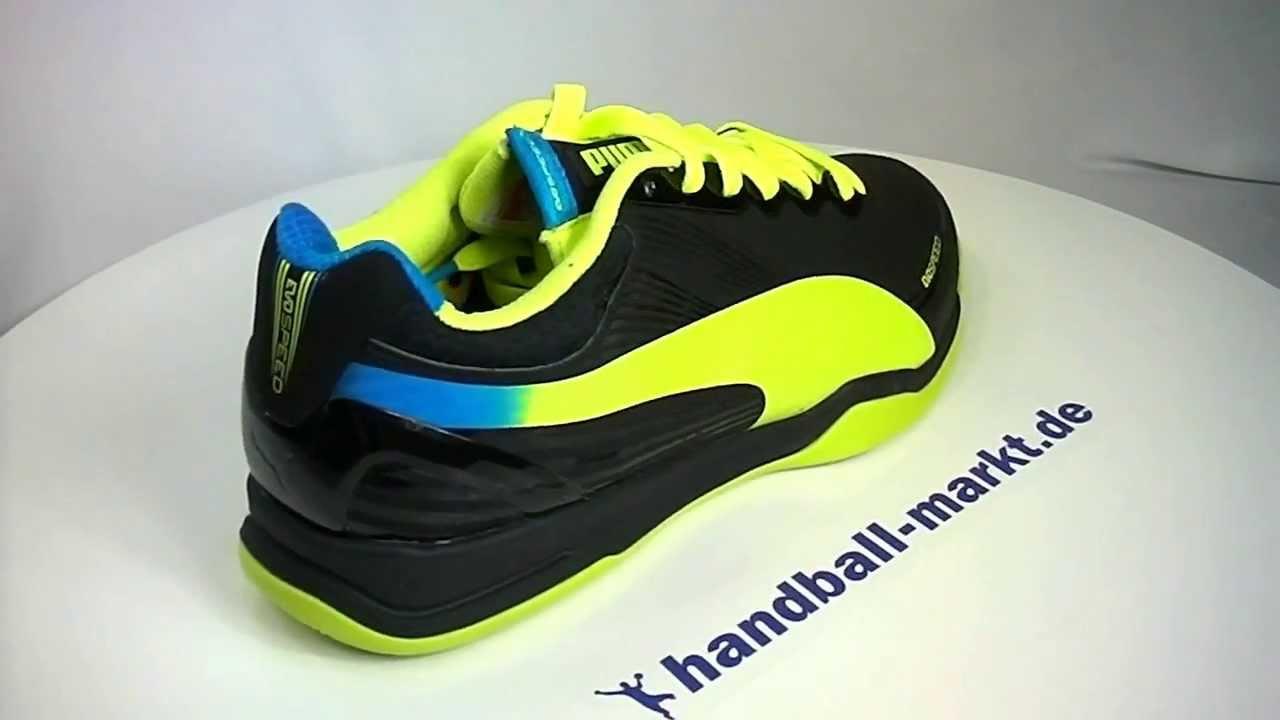 puma handball shoes