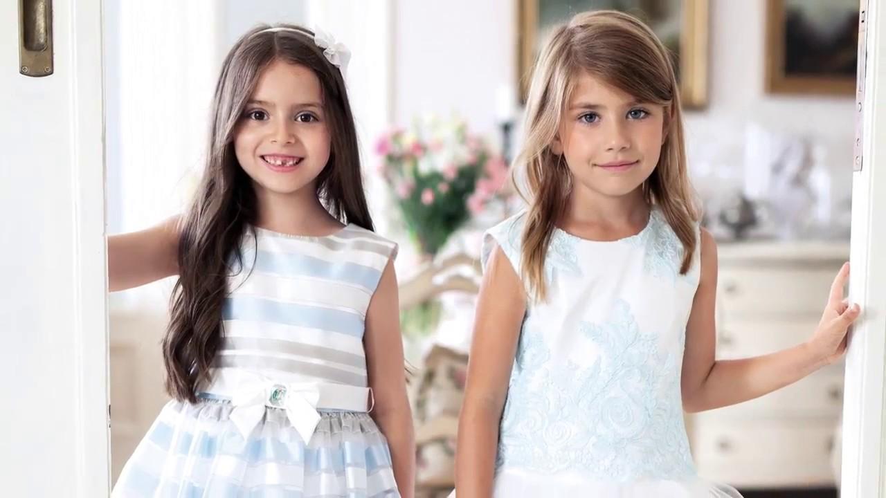 4c7680f419 Sly.pl - sukienki wizytowe dla dziewczynek - YouTube