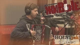 """Игорь Растеряев - Русская дорога. """"Живые"""" на НАШЕм радио (16.10.2013) 1/7"""