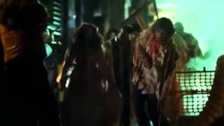Минутка Ходячих Мертвецов в сериале Касл.