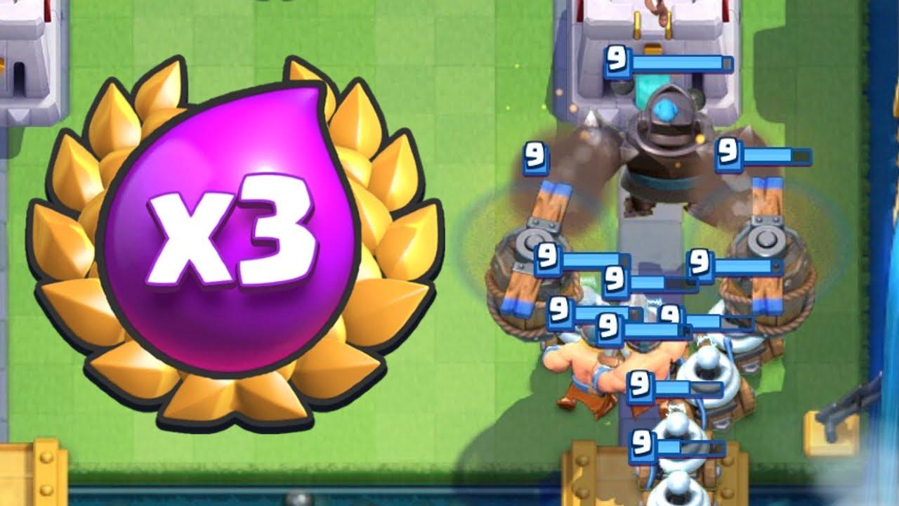 How I beat the Triple Elixir Tournament