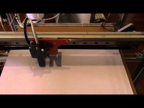DIY inkjet printer!