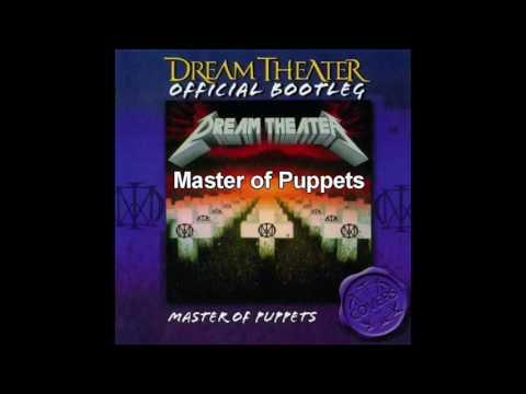Dream Theater - Master Of Puppets [Metallica Full Cover Album]