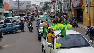 Desfile XIX Expo-Feria Madre Feliz
