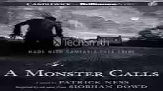 A Monster Calls Audiobook Patrick Ness