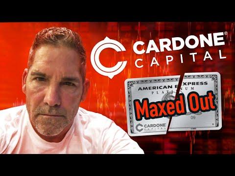 massive-debt-is-crushing-grant-cardone-&-cardone-capital.
