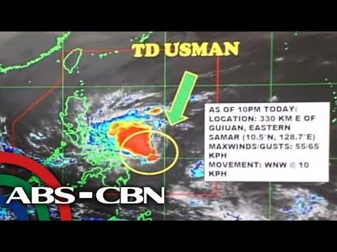 Bandila: More areas under storm warning signal as Usman nears landfall