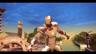 Iron man 3! Атака военных! Серия 49! Игра Железный человек 3 Прохождение
