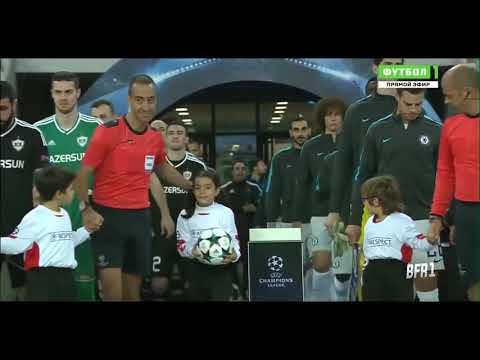 Обзор матч Карабах Челси 0:4HD
