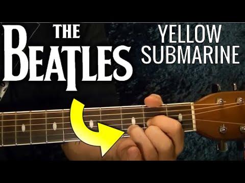 Imagine John Lennon Guitar Lesson Beginner Youtube