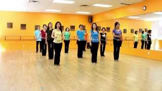 Talk Nasty! - Line Dance (Dance & Teach in English & 中文)