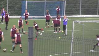 CZ4-Gutek po raz V na Obozie Polish Soccer Skills Tym razem Zakopane-VII Turnus-Gierki/meczyk