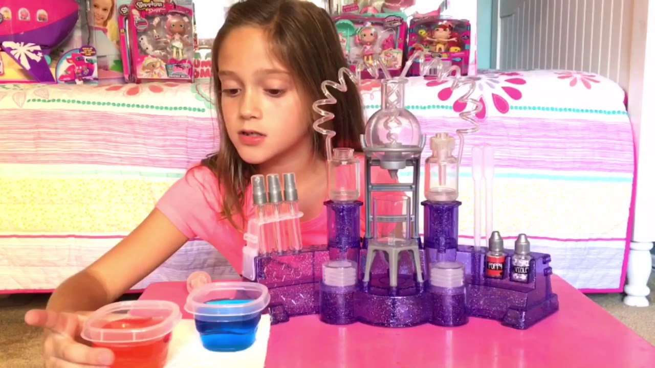 How To Make Perfume With Project Mc2 Perfume Maker Youtube