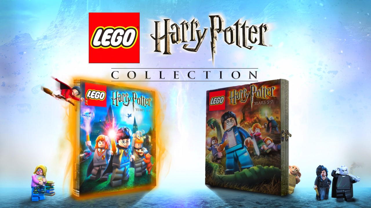 Lego Harry Potter Collection Title Screen (PS4) - YouTube