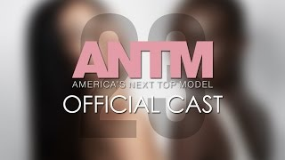 America's Next Top Model Cycle 23 Official Cast