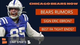 Chicago Bears Free Agency Rumors: Sign Eric Ebron & Other Top Tight End Targets