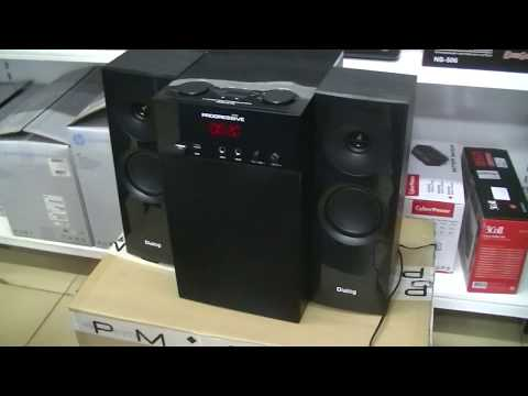 Колонки Dialog AP 250 Progressive 15Wx2+50W 1