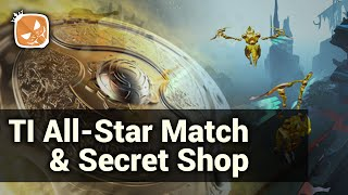 ti5 all star match secret shop 25 juli 2015 dutch dota week update