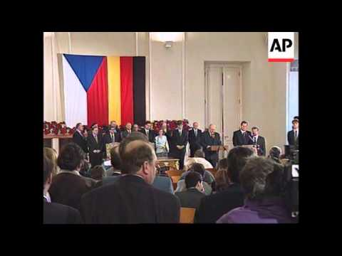Czech Republic - Reconcilliation with Germany