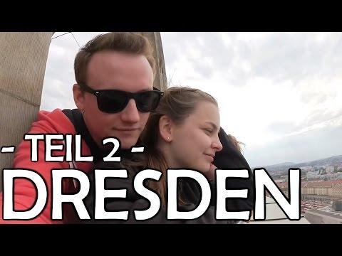 Wunderschönes DRESDEN #2 - Touristen-Programm! [VLOG]