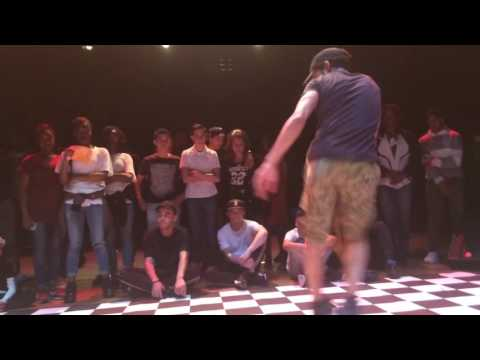 Final URBAN connacts James puppet (hustle kidz/ styles confidential) vs bgirl India (heavy hitters)