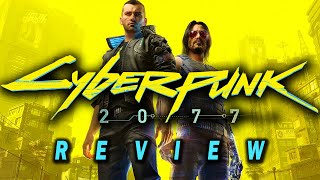 Cyberpunk 2077 Review   PS5, Xbox Series X, PC, PS4, Xbox One (Video Game Video Review)
