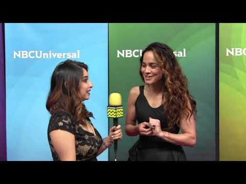 QUEEN OF THE SOUTH'S ALICE BRAGA AT NBC SUMMER PRESS DAY