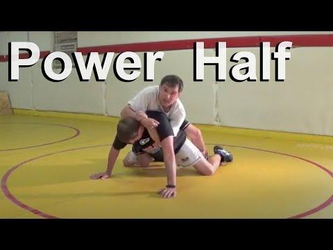Wrestling Moves - Tony Purler Leg Offense