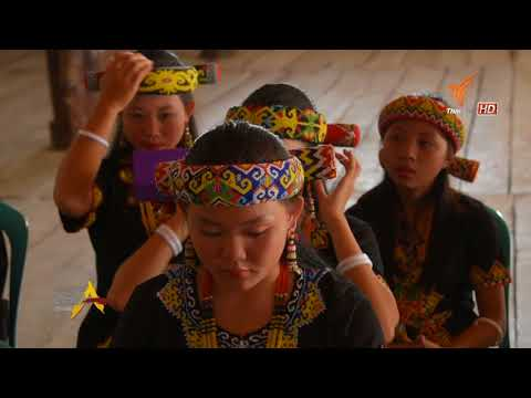 Spirit of Asia: The Dayak and Kutai people of East Kalimantan