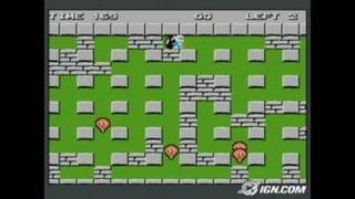 Bomberman (Classic NES Series) Game Boy Gameplay