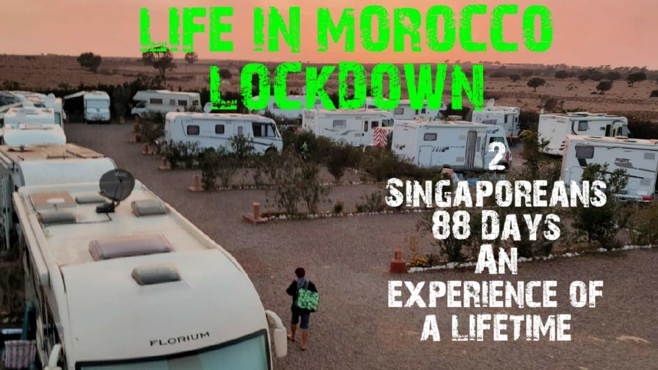 Life in Morocco Lockdown