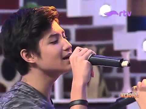 Cinta Surga (AURA) At On The Show 25/01/15