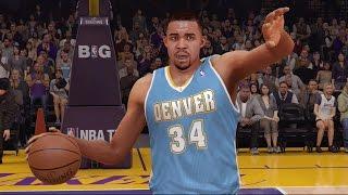 NBA 2K14 100 Point Challenge - JaVale McGee