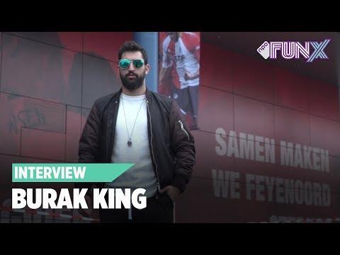 TURKSE SUPERSTER BURAK KING OVER BOEF, KEMPI & FEYENOORD