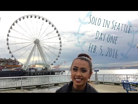 Solo in Seattle, Day 1 - February 5, 2016