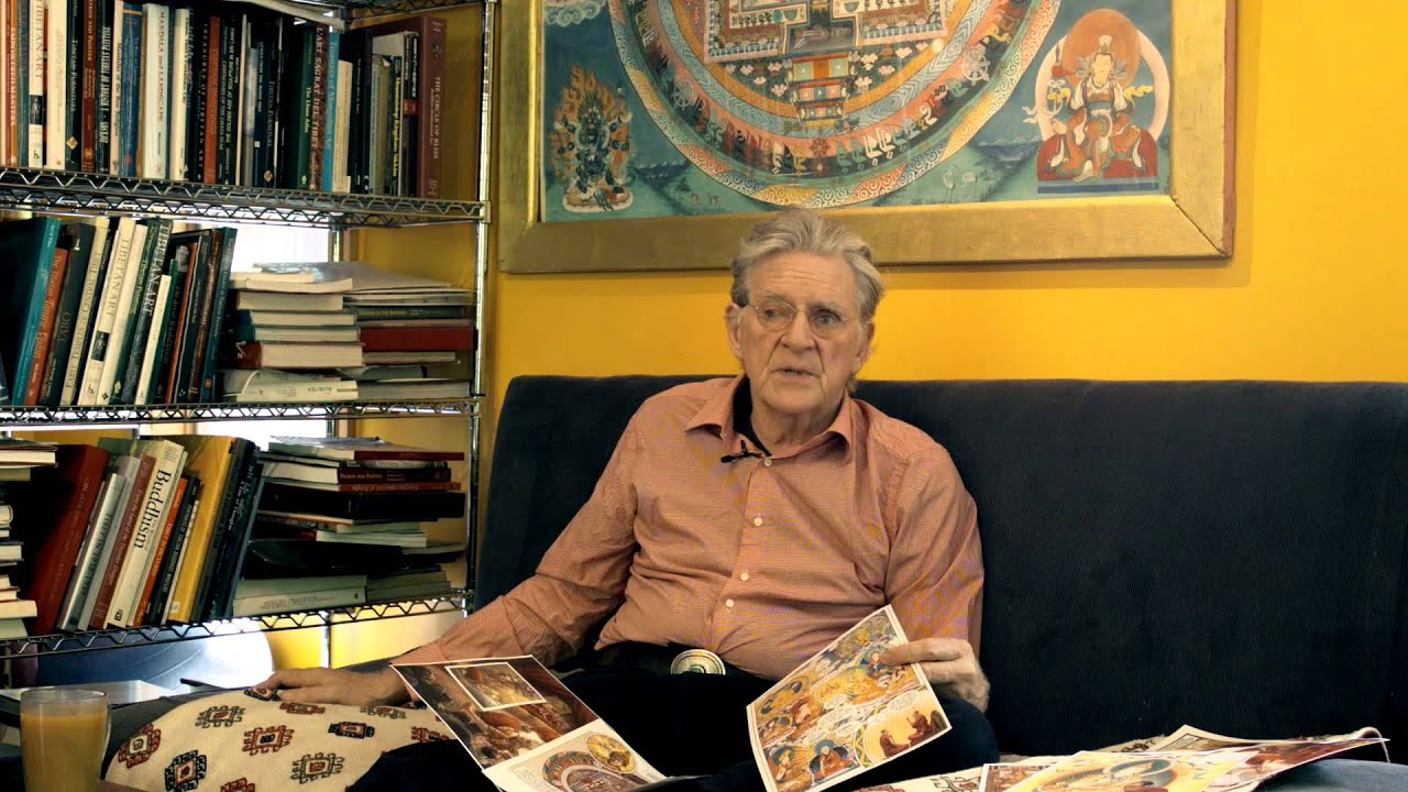 Man Of Peace Graphic Novel Explained by Robert AF Thurman