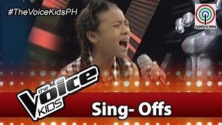 Team Lea Sing-Off Rehearsal - Yssa Marie West