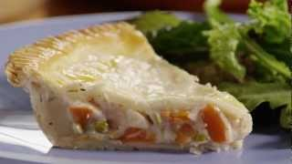 How To Make Easy Vegetarian Pot Pie