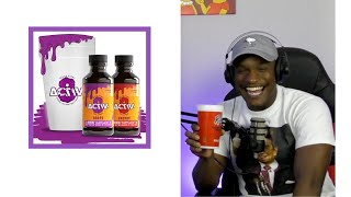What's Your Flavor? – Reviewing Active-8 Grape and Cherry Syrup
