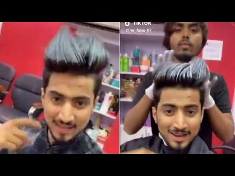 Mr Faisu New Hair Style 😎 Latest Tiktok Musically