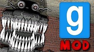 Garry's Mod: Five Nights At Freddy's 4 NPC's/Entities Mod Showcase