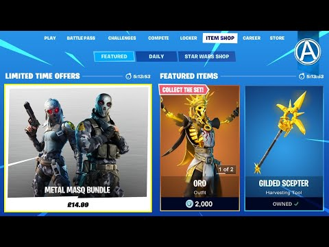 Fortnite Item Shop COUNTDOWN! (January 29th, 2020) - New Fortnite Item Shop LIVE NOW!